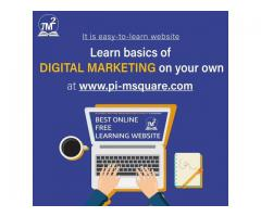 free online digital marketing course in Hyderabad  |Learn Digital marketing for free