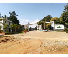 Luxury Villa Plots for Sale at Eco Front Jigani – Celebrity Prime