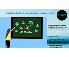 Social Media Marketing Services in Hyderabad
