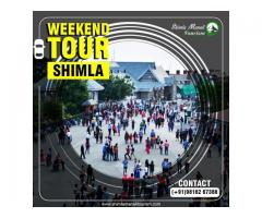 Best Offers On Shimla Manali Tour Package Tour Package