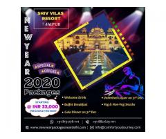 Avail New Year Packages Near Delhi | New Year Party 2020 in Jaipur
