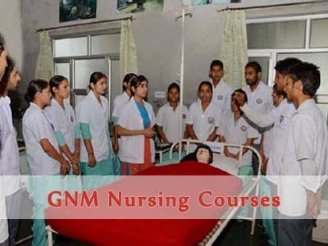No. 1 College of GNM Nursing in Bahadurgarh