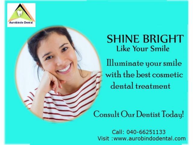 Best Dental hospital in Punjagutta ,Hyderabad.