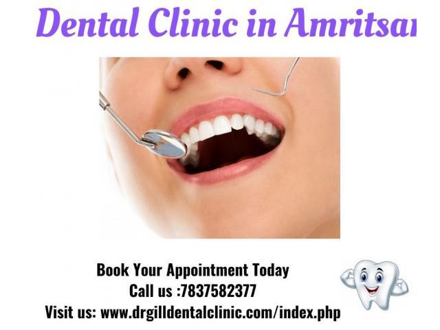 Dental Clinic in Amritsar