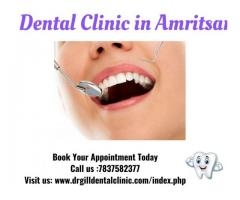 Dental Clinic in Amritsar
