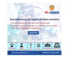Top mbbs consultants in abroad | Study mbbs abroad consultants
