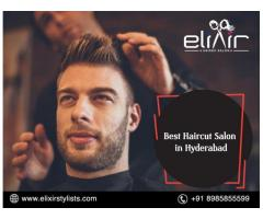 best haircut salon in Begumpet | best salon in Begumpet for haircut