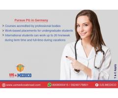 PG in Germany | PG Study in Germany | Medical PG In Germany
