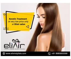 keratin hair treatment in hyderabad | hair rebonding in hyderabad