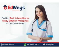 Best university to apply for an admission in Philippines | study mbbs in philippines