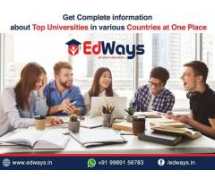 Pursue higher education – Information about universities, course, fees, scholarship, internship