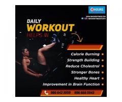 Best fitness center in nacharam near uppal