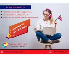 Study in UK | UK Education Consultancy in Hyderabad