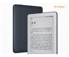Mi Reader with HD display launched, price of around 6,000 INR