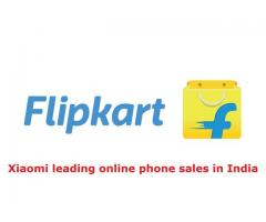 Flipkart beats Amazon: Xiaomi leading online phone sales in India
