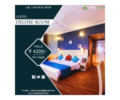 Luxury rooms in Chail | Budget Hotel Ekant in Chail near Shimla