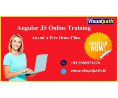 Angular JS Online Training In Hyderabad