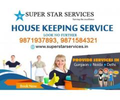 Best Corporate Housekeeping Services in Delhi