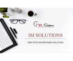 Best Advertising Agency in Bangalore | IM Solutions