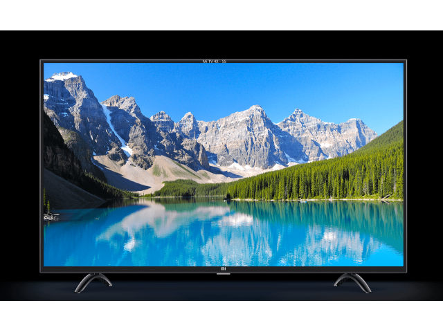 Mi TV With Dolby Audio Launched in India