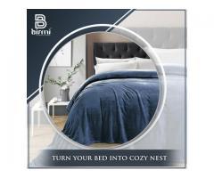 Bed Sheet | Polar Fleece | Mink Blankets Manufacturers & Supplier in India