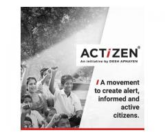 Competitions for School Students - Actizen Contest