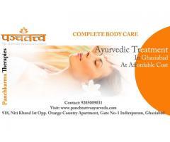 Ayurvedic Treatment in Indirapuram - Panchtattva
