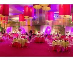 Best Wedding Management, Wedding Venues, Wedding Décoration & Wedding DJ Services