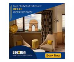Day/Hourly  stay 3-4 star Luxury Hotels for Unmarried Couples in Delhi | Bag2Bag