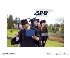 SPS Universal Apostille Services for Medical Certificate in Bhopal