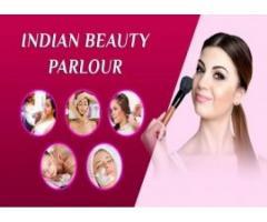 Indian beauty parlour