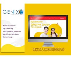 Top web design company in Bangalore