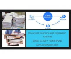 Document Scanning and Digitization