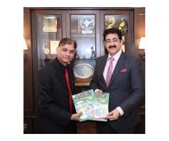 Sandeep Marwah Announced Special Appreciation For AAFTian