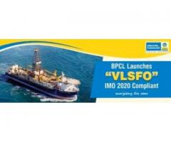 "BPCL Launches ""VLSFO"" IMO 2020 Compliant"