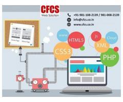 Affordable Web Development Company in Delhi, India| CFCS