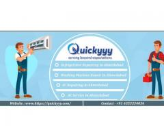 Best AC Service In Ahmedabad - Quickyyy Solutions