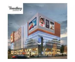Commercial Shops in Noida Expressway - Ace Medley Avenue