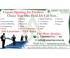 Best placement Consultants in thane | Smart Access