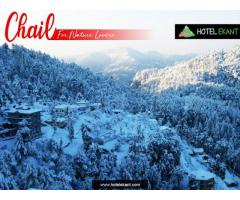 Best View Hotel in Chail for Family | List of Good Hotels In Chail