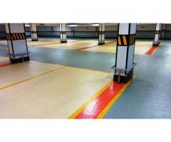 Epoxy anti slip paint for Sports, carparking &  work shops.