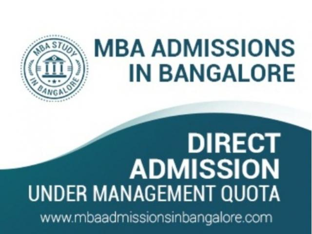 Mba in jain university, Colleges offering direct admission for mba in Bangalore