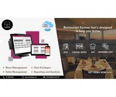 Restaurant Billing Software In Hyderabad|Maram Fnb