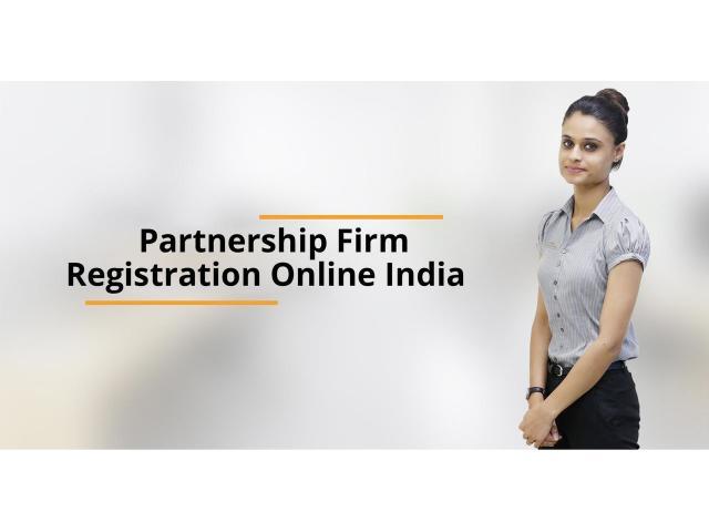 Partnership firm Registration India