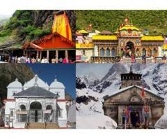 Chardham Package-Ex Haridwar-10 DAYS