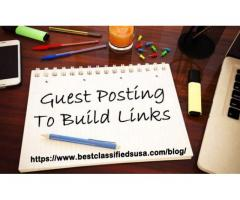 No.1 Blog and Guest Posting Platform – Best Classifieds USA Blog