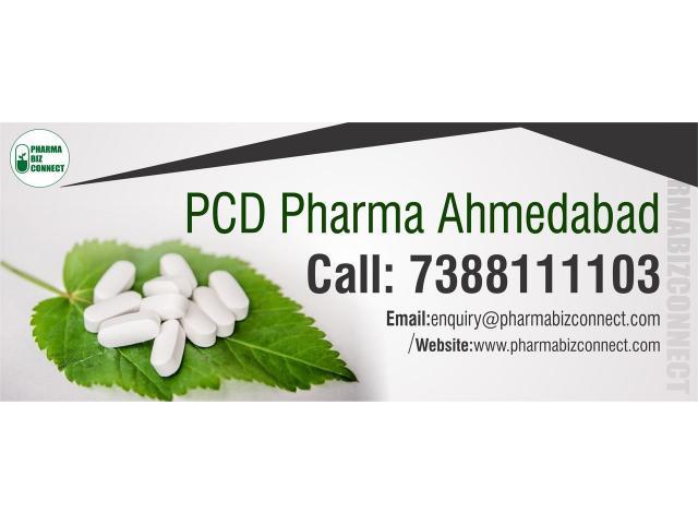 List of PCD Pharma Companies in Ahmedabad, Gujarat
