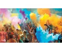 Best Holi Packages 2020   Celebrate Holi in Top Resorts