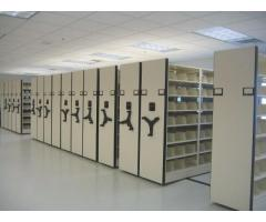 Mobile Compactor Storage System Manufacturer In India