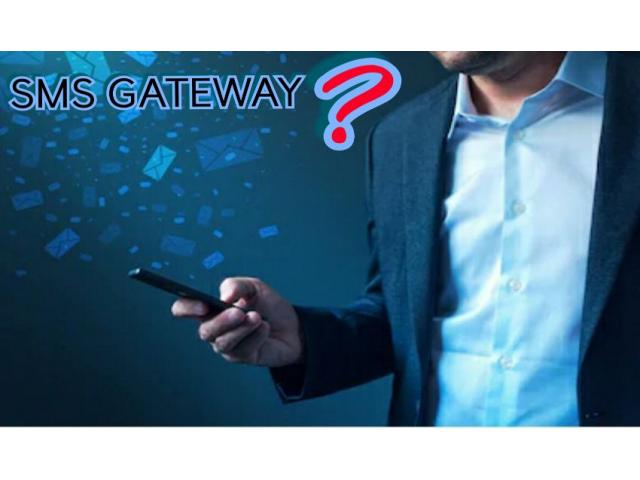 What is an SMS Gateway?